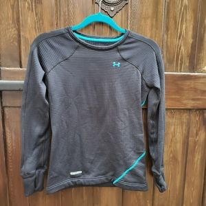 Under Armour Fitted Black Base Layer 3.0